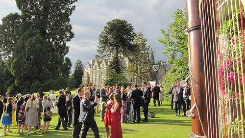 Ashdown Park Sussex wedding