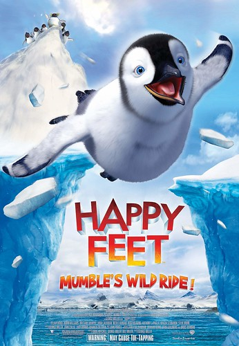 Happy Feet Mumble's Wild Ride!
