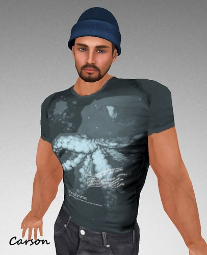 #51 Intrigue Co. - Blue Beanie #53  - [name pending] Octopus Tee