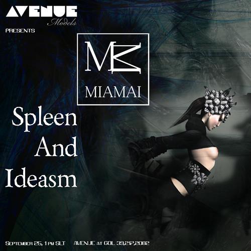 AVENUE Models :: Miamai Spleen and Ideasm