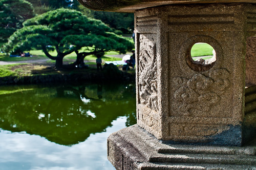 Japanese garden - RELAX TIME