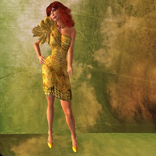 Chantkare's Leopsi Dress