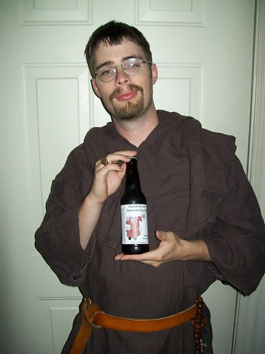 Monk and Beer