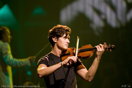Charlie Siem Night of the Proms Gelredome (13-11-2010).