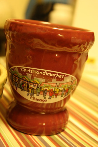Christkindlmarkt cup Chicago 2008