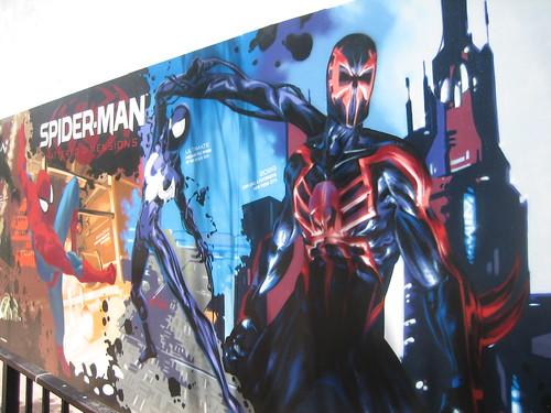 Activision Mural Comic-Con International: San Diego