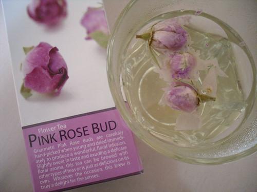Rose bud packagin