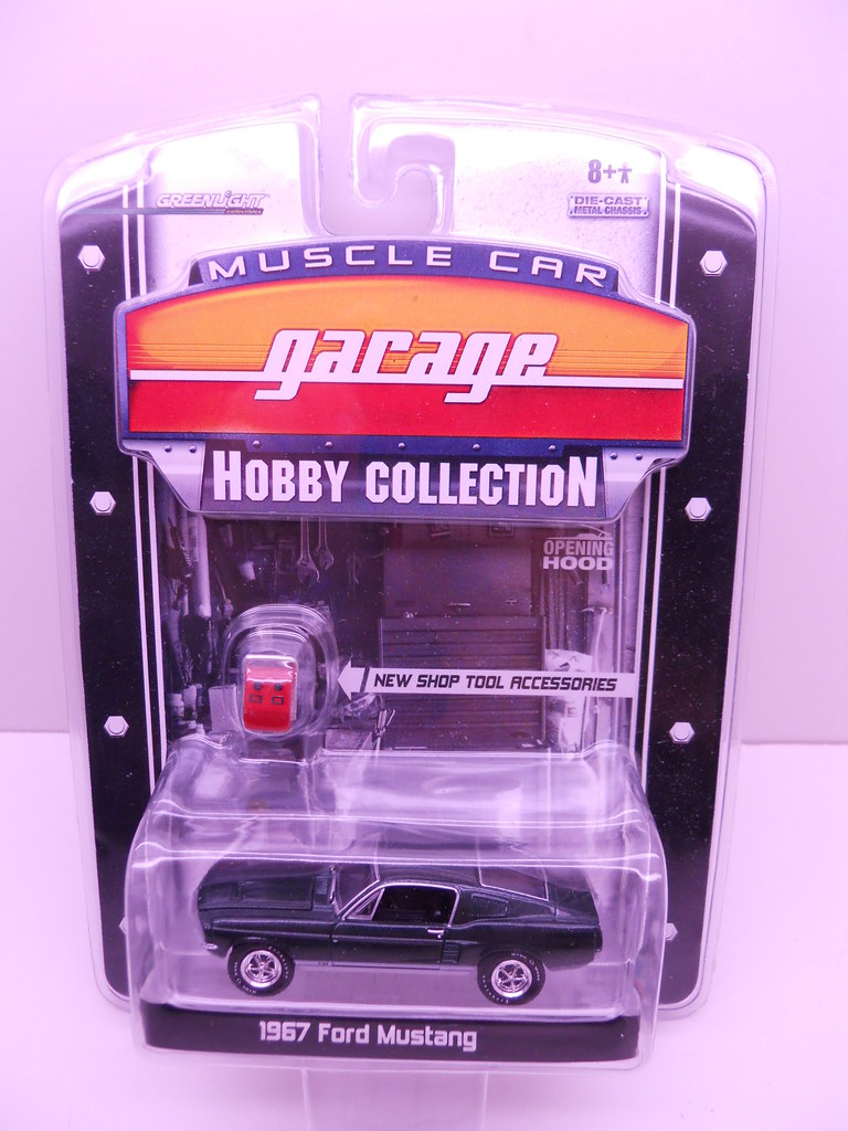 gl 1967 ford mustang hobby (1)