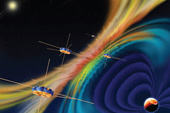 NASA's Magnetospheric Mission Passes Major Mil...