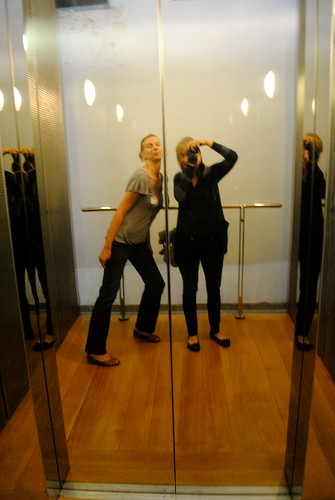 [260/365] Elevator Goofing