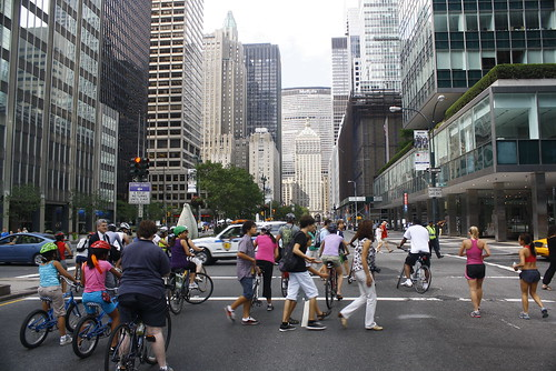 NYC Summer Streets 2010