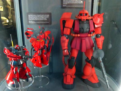 Gundam's In The US
