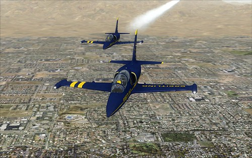 2 L-39C en práctica - #1