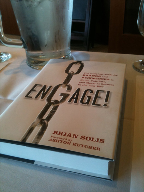 Engage - Brian Solis - InsideView