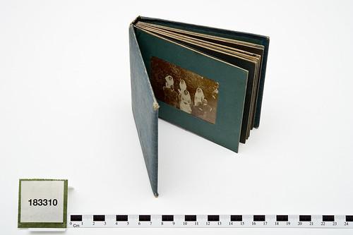 World War I Photograph Book