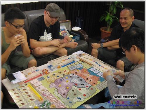 BGC Meetup - Wallenstein