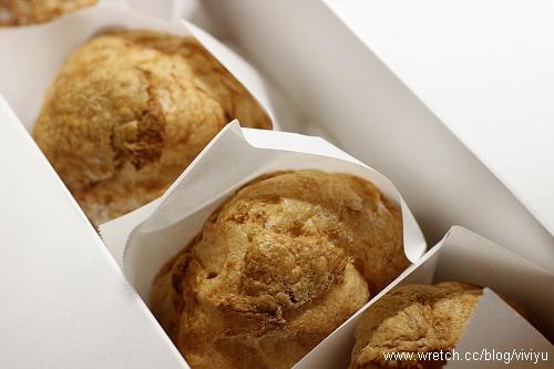 [美食.台北]Laetitia.拉提莎手工泡芙.甜點專賣店 @VIVIYU小世界