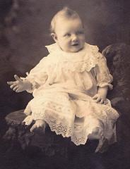 Gladys Adam 1911 12 months