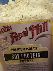 BRM soy protein powder