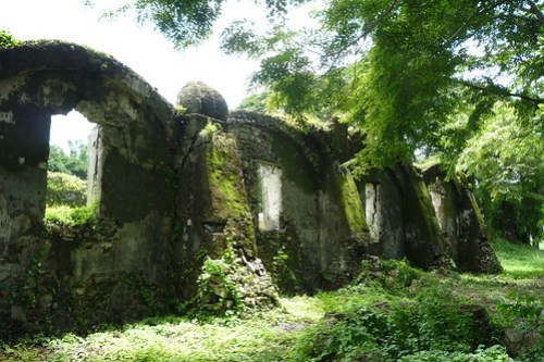 Pindangan Ruins - La Union Church Ruins (11)