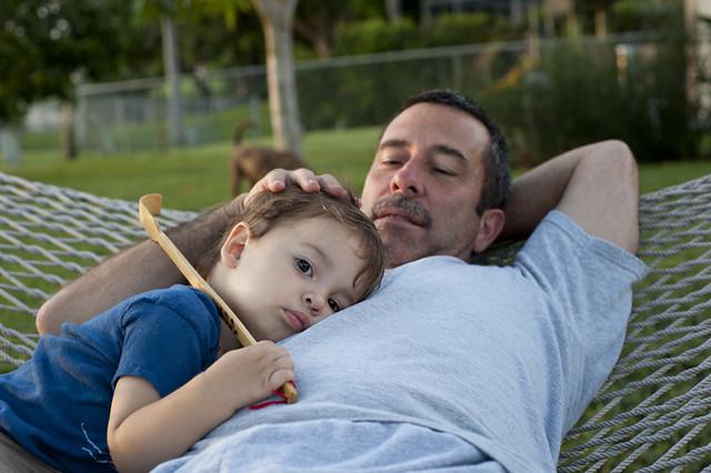 Seth and Papa