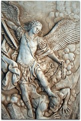 St. Michael the Archangel portrait