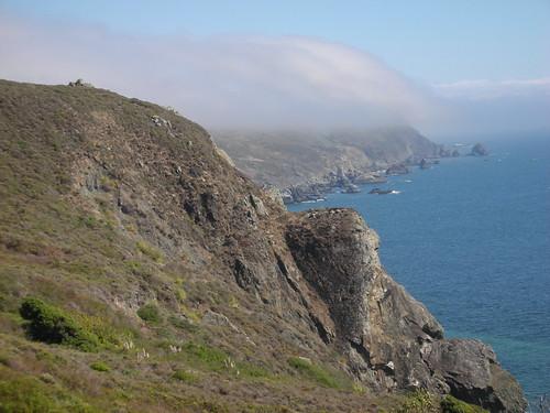 California Coast just North of San Francisco
