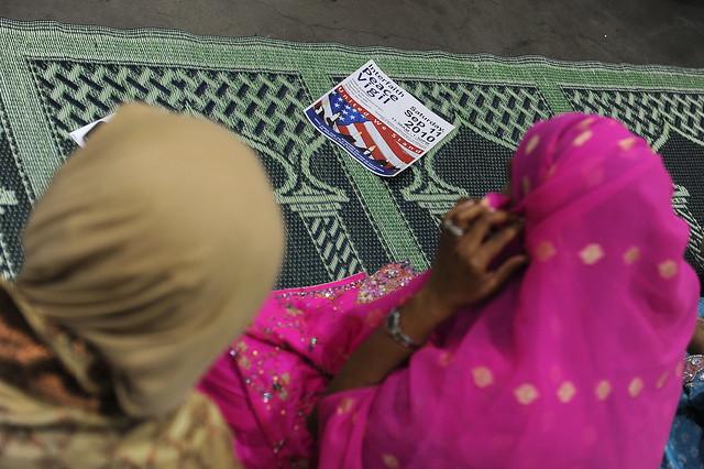 Eid al-Fitr and Interfaith Flyer