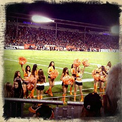 BC Lions Game