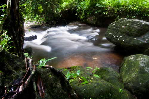 Waterfall, Kulen Mountain