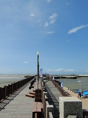 外埔漁港 長堤