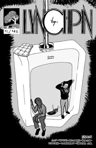 LYNCHPIN #1 Cover