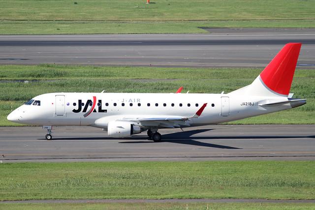 JAL Embraer170(JA218J)