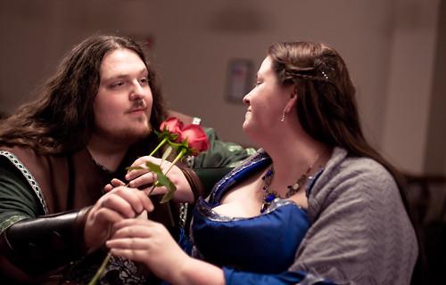 Rose exchange - I love how he loves me