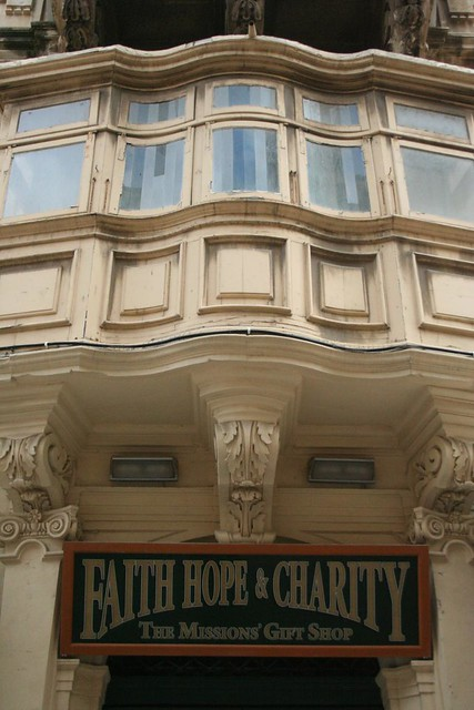 Faith Hope & Charity - The Missions Gift Shop in Valletta Malta