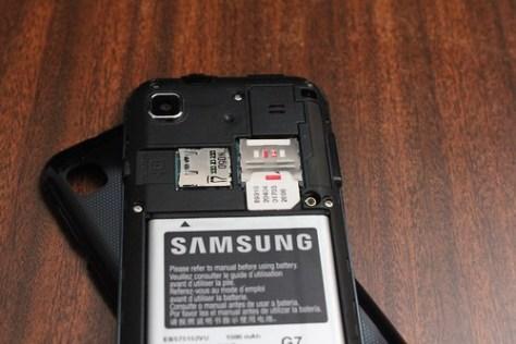 Samsung Galaxy S - 16