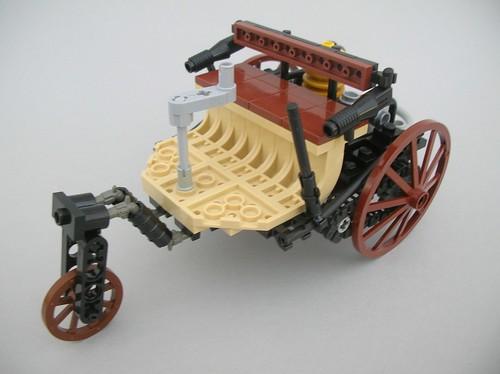 Benz Motorwagen 2