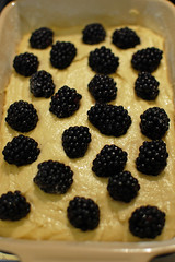 Blackberries and Batter