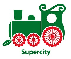 Supercity Train