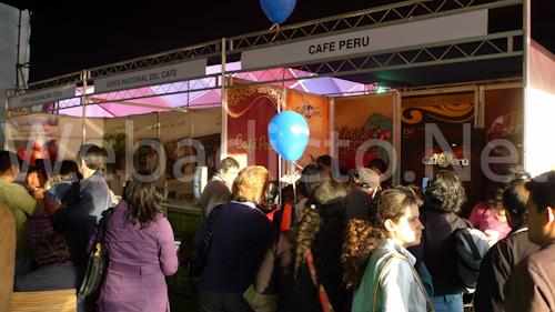 Café - Mistura 2010