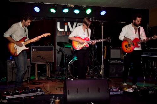 Dora Alexander @ Live Lounge