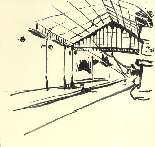Beziers station