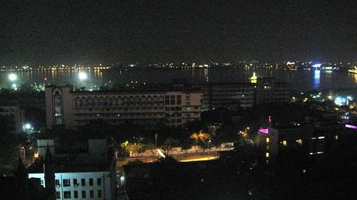 Husain Sagar Lake Hyderabad