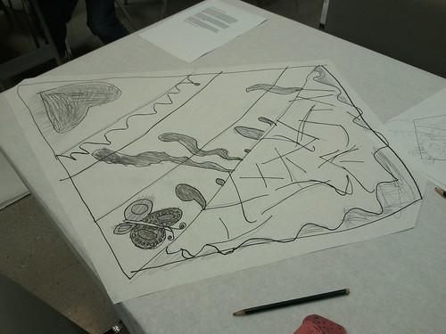 Kite sketch