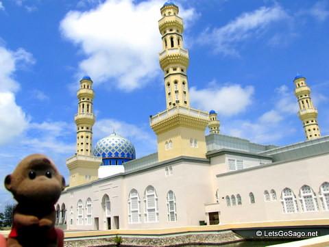 Kota Kinabalu State Mosque