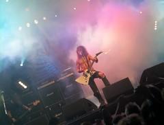 Airbourne @ Kaapelitehdas, 13/11/2010