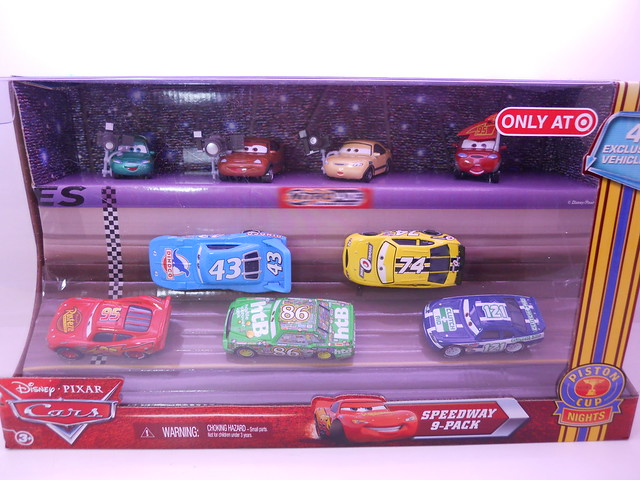 disney cars target speedway 9 pack (2)
