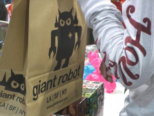 Giant Robot Comic-Con International: San Diego
