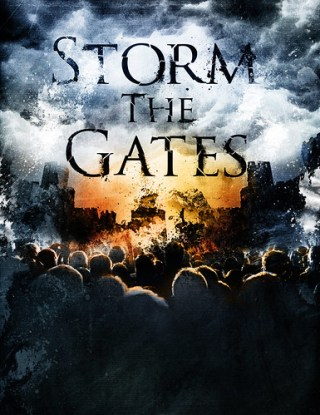 Storm The Gates Art By Joe Cavazos