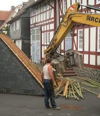 Ein Dach auf der Straße 4